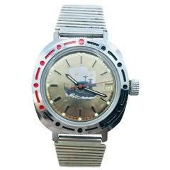 Military Marine Watch Vostok, USSR, 1980