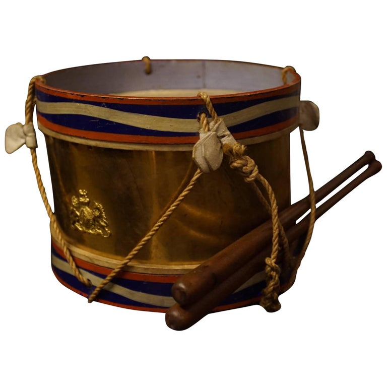 Military Style Drum For Sale