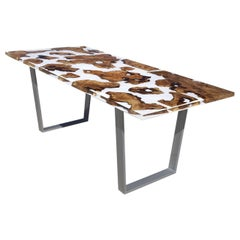 Milk Dining Table