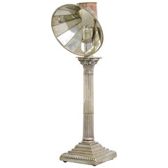 Miller's of London Reading Lamp, circa 1880