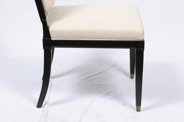 Milling Road Windom Side Chair by Darryl Carter for Baker For Sale 4