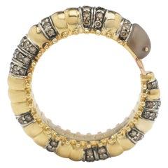 Millipede Eternity Ring, Diamond