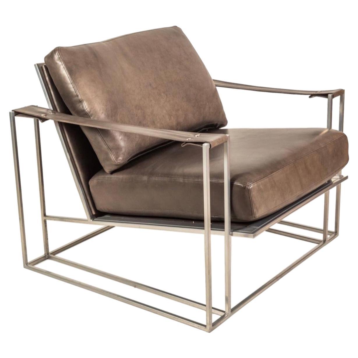 Milo Baughman Arm Chairs