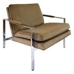 Velvet Lounge Chairs
