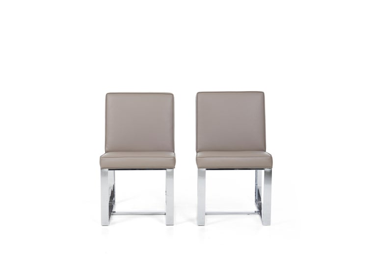 Mid-Century Modern Milo Baughman Dining Chairs, Set of 8 For Sale