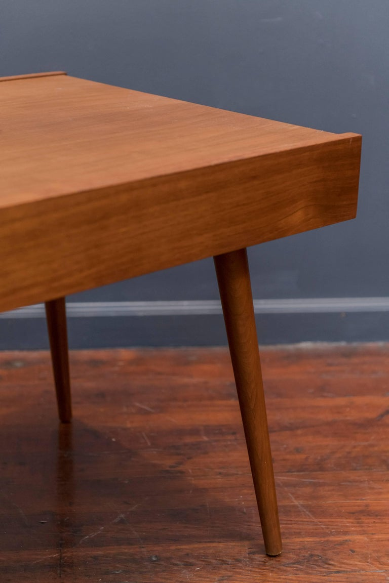 American Milo Baughman End Table for Glenn of California For Sale