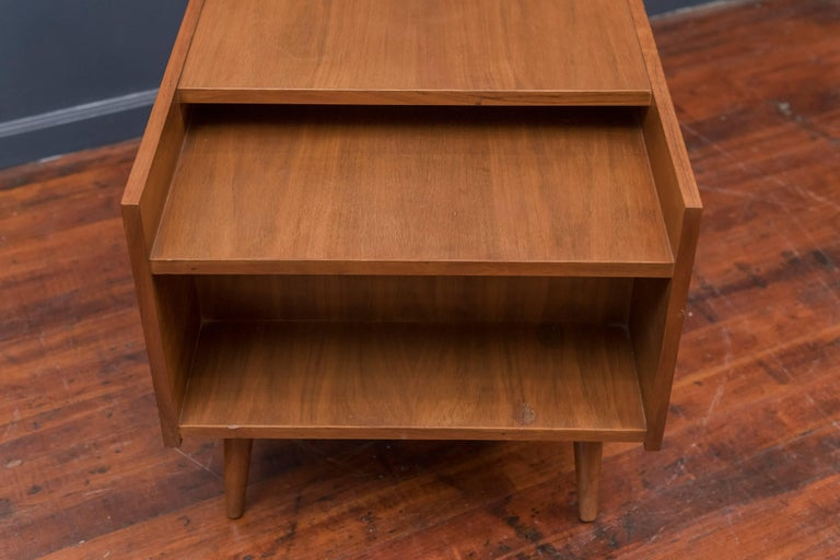 Mid-20th Century Milo Baughman End Table for Glenn of California For Sale