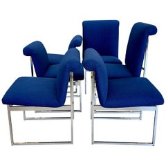 Milo Baughman for Thayer Coggin Dining Chairs