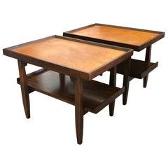 Milo Baughman for Drexel End Tables