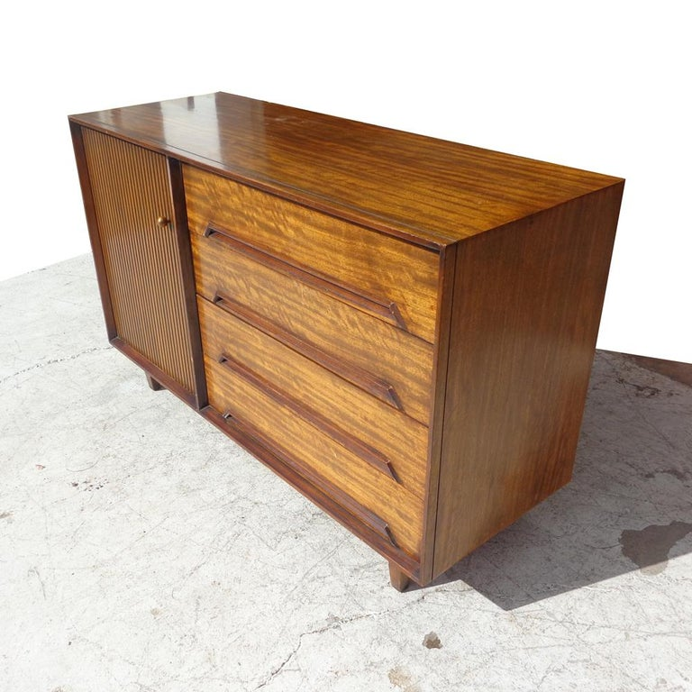 Mid-Century Modern Milo Baughman for Drexel Perspective Buffet or Credenza For Sale