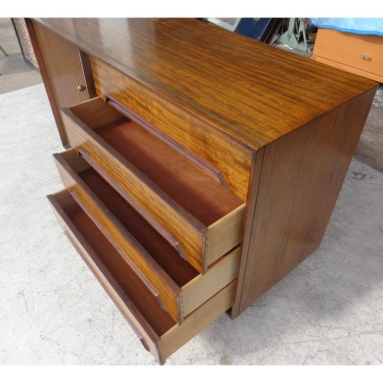 Milo Baughman for Drexel Perspective Buffet or Credenza In Good Condition For Sale In Pasadena, TX