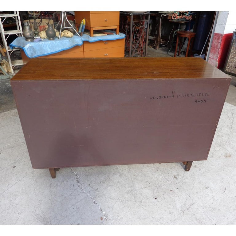 Milo Baughman for Drexel Perspective Buffet or Credenza For Sale 1