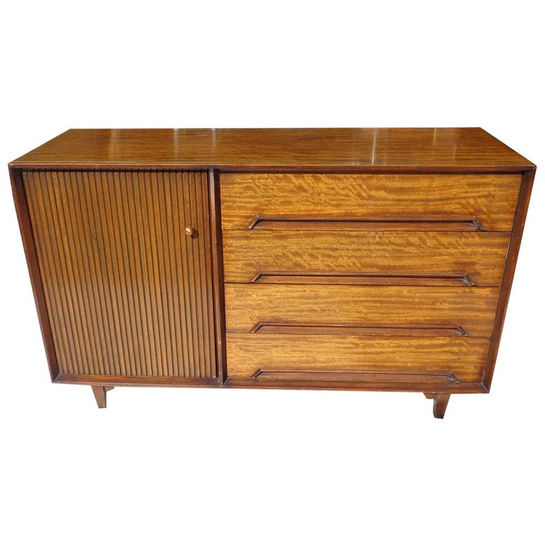Milo Baughman for Drexel Perspective Buffet or Credenza For Sale