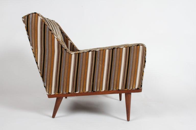 Milo Baughman for James Inc. Lounge Chair For Sale 2