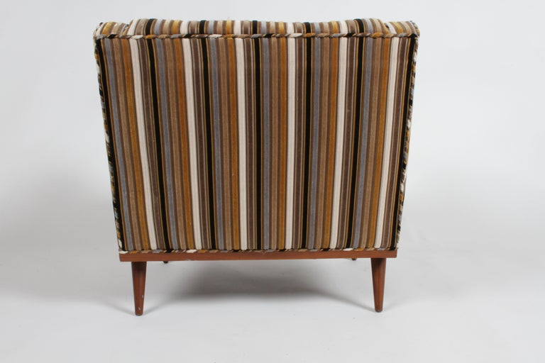 Milo Baughman for James Inc. Lounge Chair For Sale 3