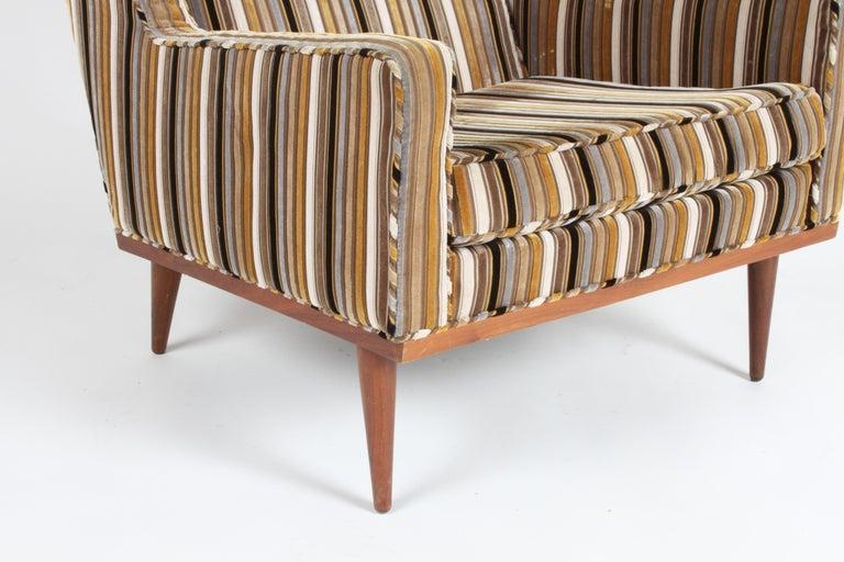 Milo Baughman for James Inc. Lounge Chair For Sale 4