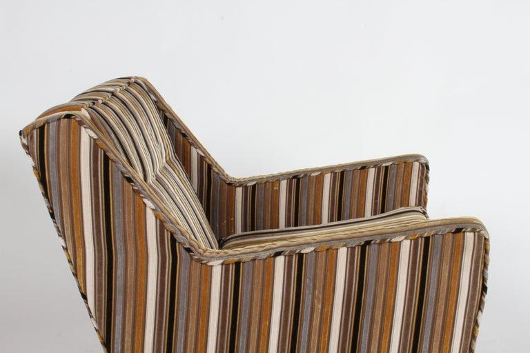 Milo Baughman for James Inc. Lounge Chair For Sale 6