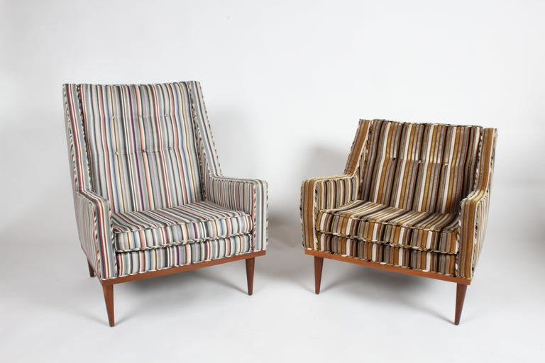 Milo Baughman for James Inc. Lounge Chair For Sale 9