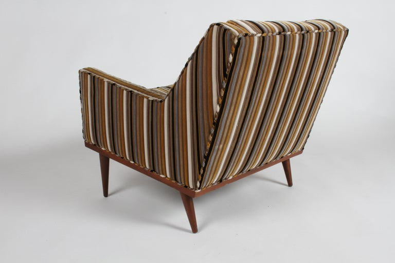 Mid-20th Century Milo Baughman for James Inc. Lounge Chair For Sale