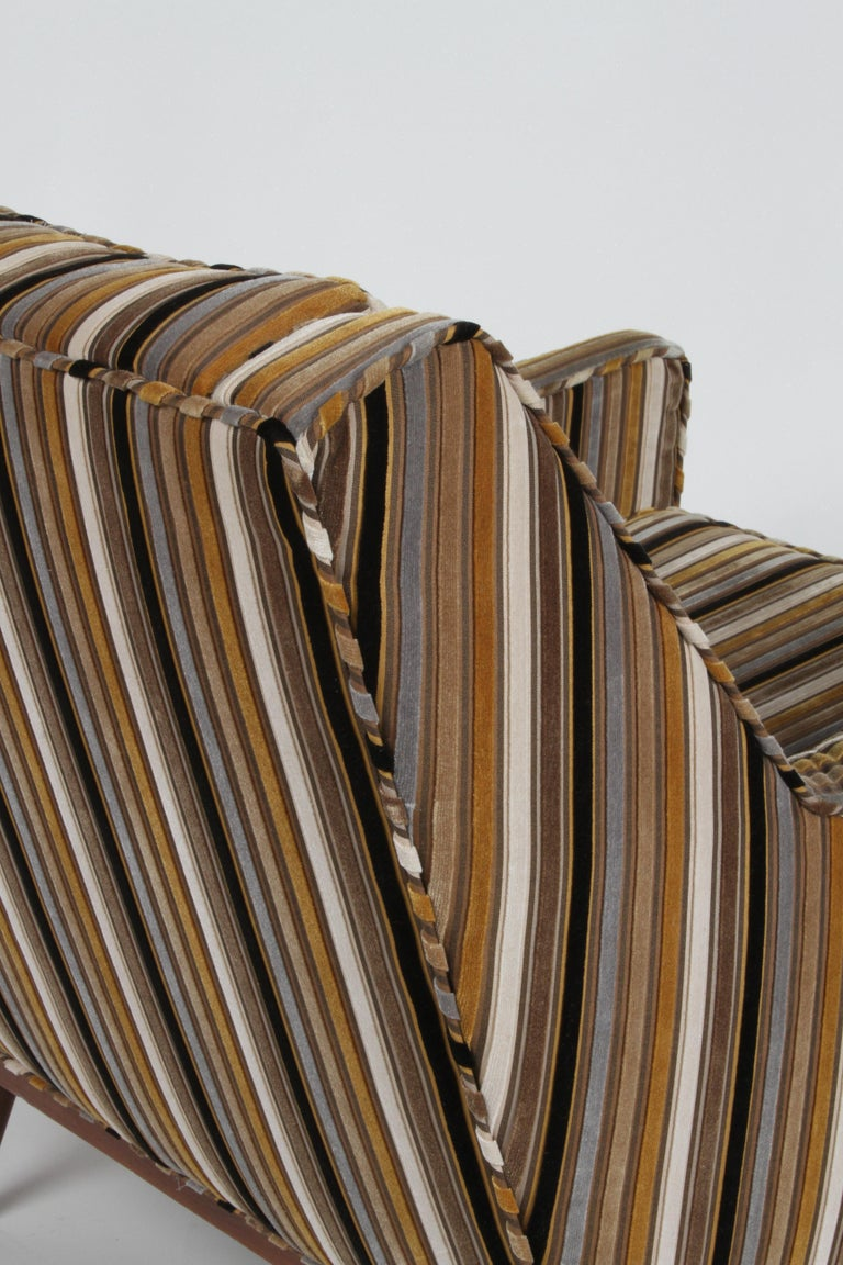 Milo Baughman for James Inc. Lounge Chair For Sale 1
