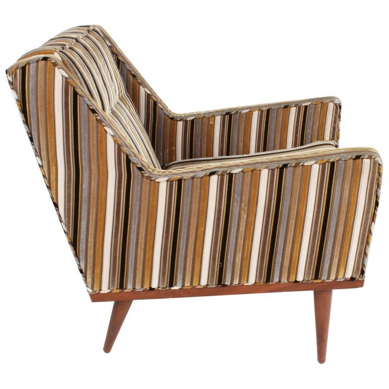 Milo Baughman for James Inc. Lounge Chair For Sale
