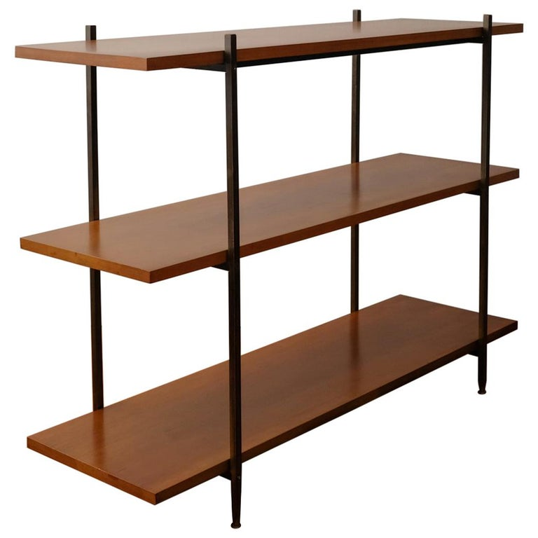 Milo Baughman For Murray Furniture Shelf Room Divider