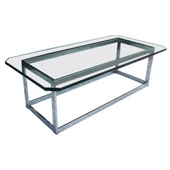 Milo Baughman For Thayer Coggin Coffee Table
