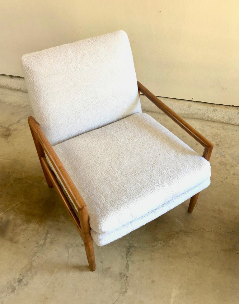 Milo Baughman for Thayer Coggin Lounge Chairs For Sale 2