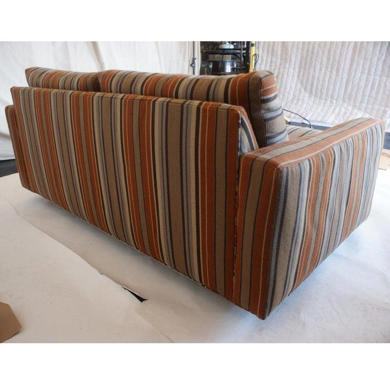 Milo Baughman For Thayer Coggin Loveseat Sofa For Sale At