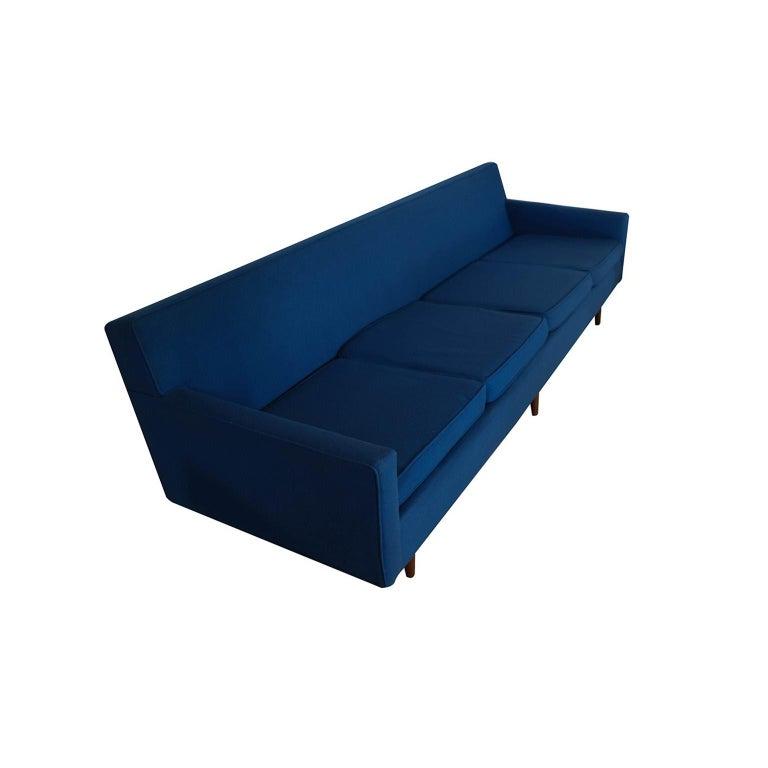American Milo Baughman for Thayer Coggin Mid-Century Modern Sofa For Sale