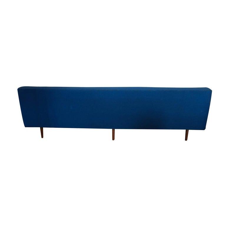 Milo Baughman for Thayer Coggin Mid-Century Modern Sofa For Sale 2