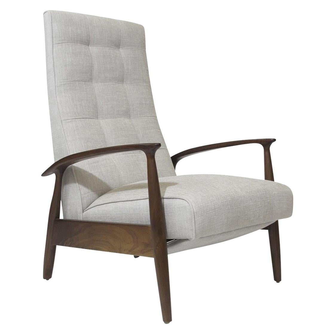 Milo Baughman for Thayer Coggin Recliner Lounge Chair