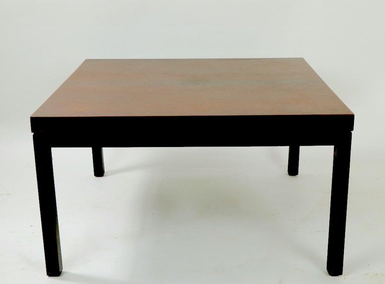 20th Century Milo Baughman for Thayer Coggin Rosewood Table For Sale