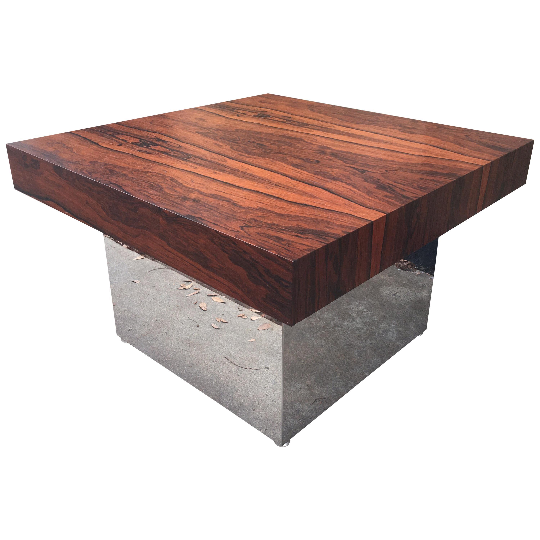Milo Baughman for Thayer Coggin Rosewood Table