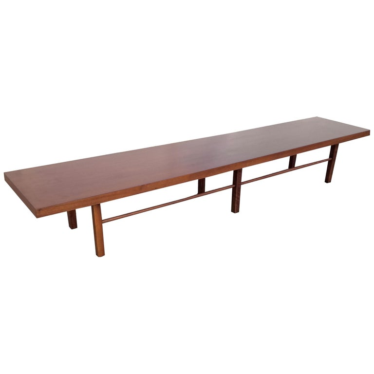 Milo Baughman for Thayer Coggin Table or Bench For Sale