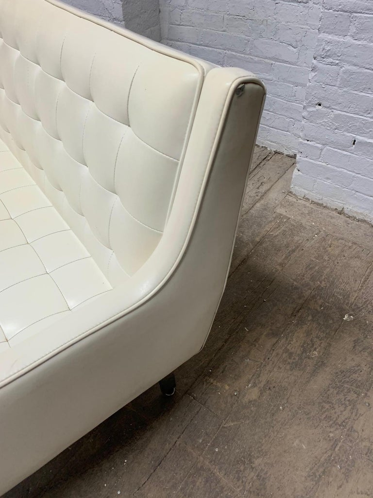 Milo Baughman for Thayer Coggin Tufted Sofa For Sale 2