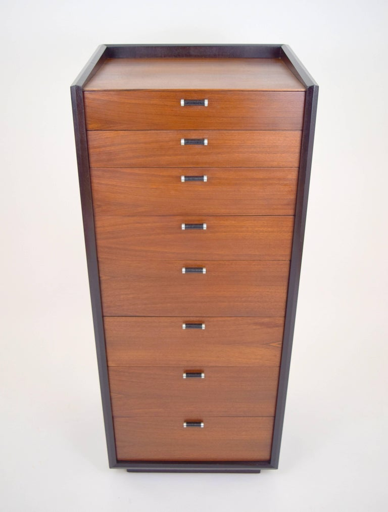 Mid-Century Modern Milo Baughman Lingerie Chest for Glenn of California For Sale