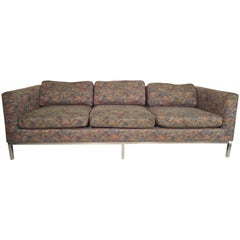 Milo Baughman Long Sofa