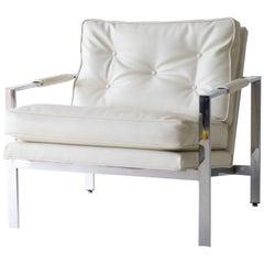 Milo Baughman Lounge Chair for Thayer Coggin
