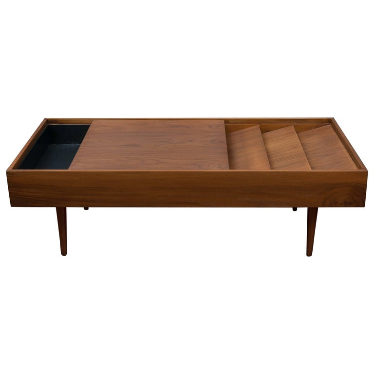 Milo Baughman Mid Century Coffee Table For Glennn Of