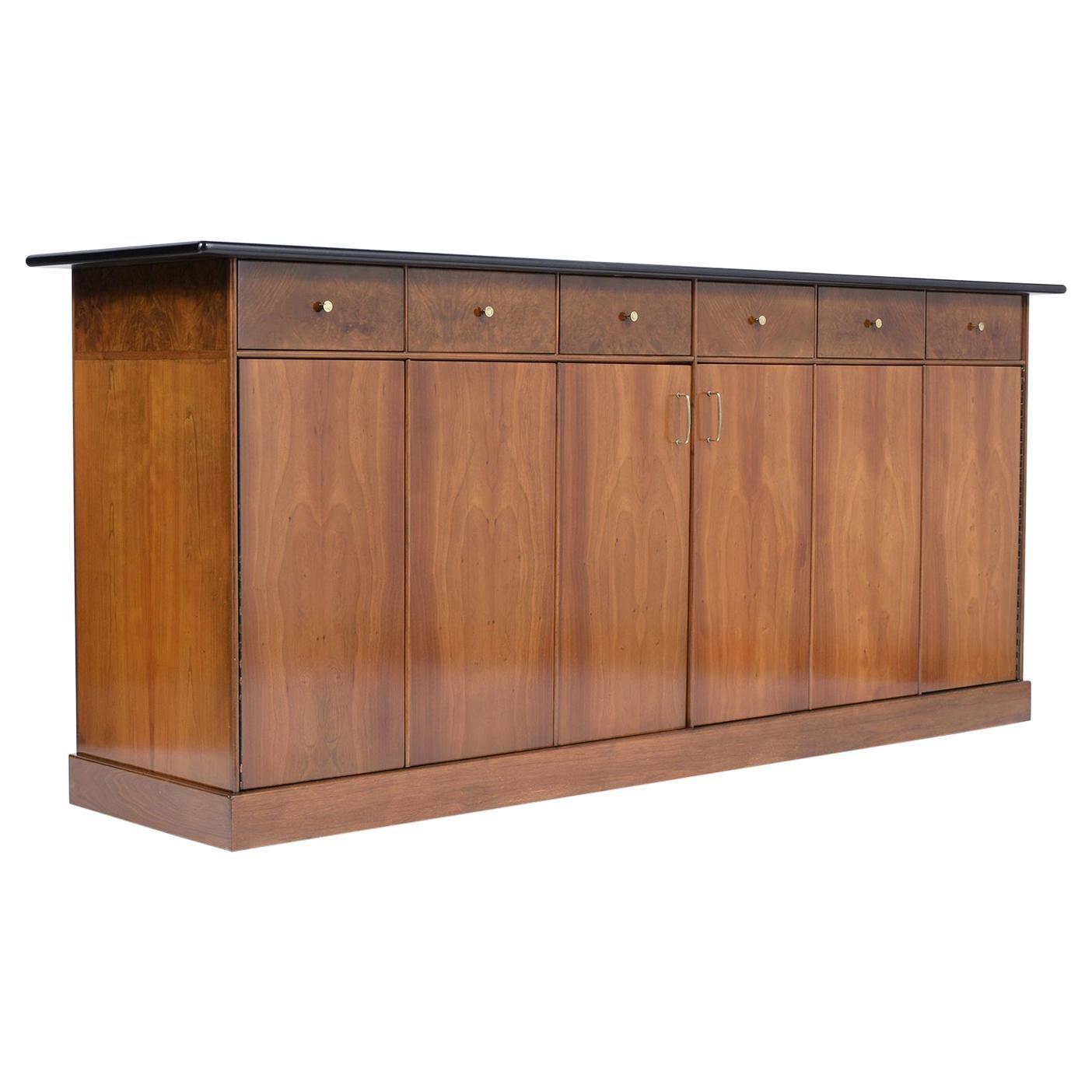 Milo Baughman Mid-Century Modern Cabinet