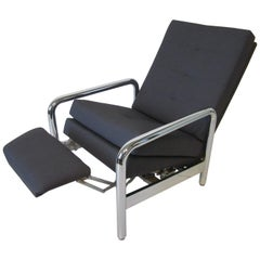 Milo Baughman Reclining Lounge Chair for Thayer Coggin