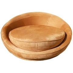 Milo Baughman Satellite Lounge Chair for Thayer Coggin