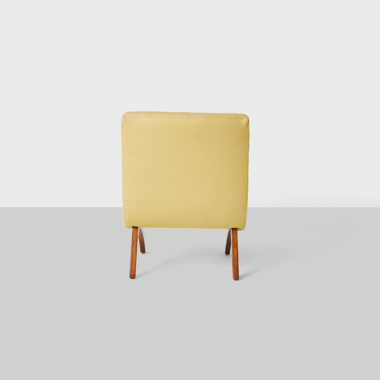 Mid-20th Century Milo Baughman Scoop Chairs For Sale