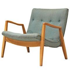Milo Baughman 'Scoop' Lounge Chair, 1950s