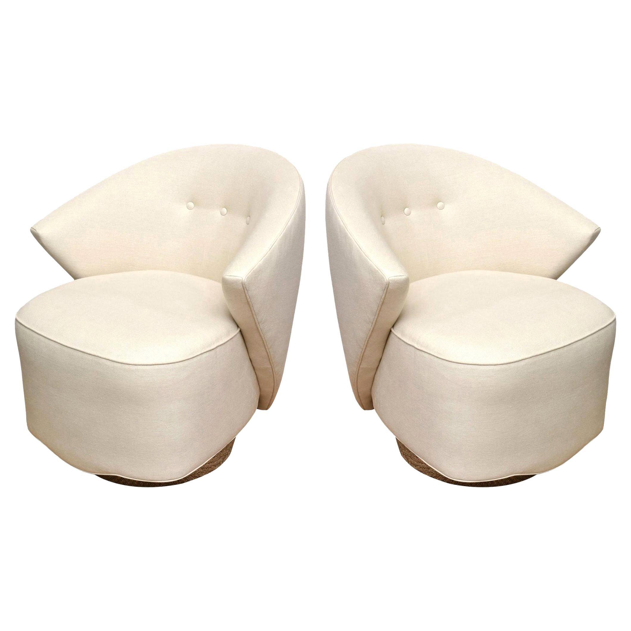 Milo Baughman Lounge Chairs 288 For