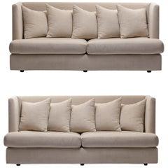 Milo Baughman Shelter Sofa