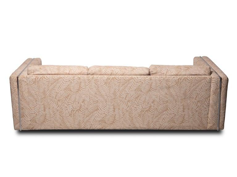 Mid-Century Modern Milo Baughman Sofa for Thayer Coggin