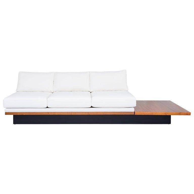 Milo Baughman Sofa - USA, 1970s For Sale