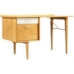 Milo Baughman Writing Desk for Murray Furniture